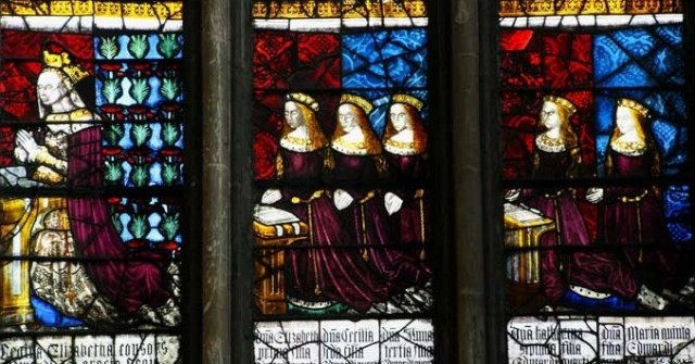 elizabeth-woodville-daughters-of-edward-iv