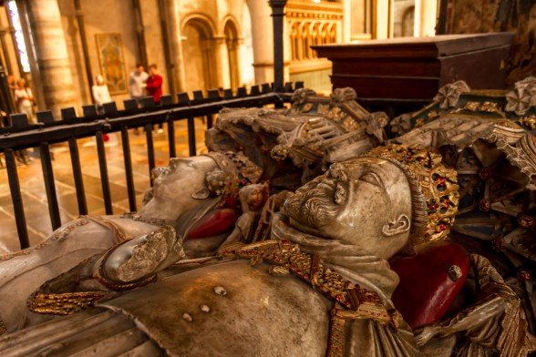 tomb of king henry iv and joan of navarre
