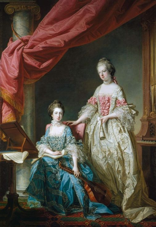 800px-Princess_Louisa_and_Princess_Caroline_by_Francis_Cotes,_1767.jpg