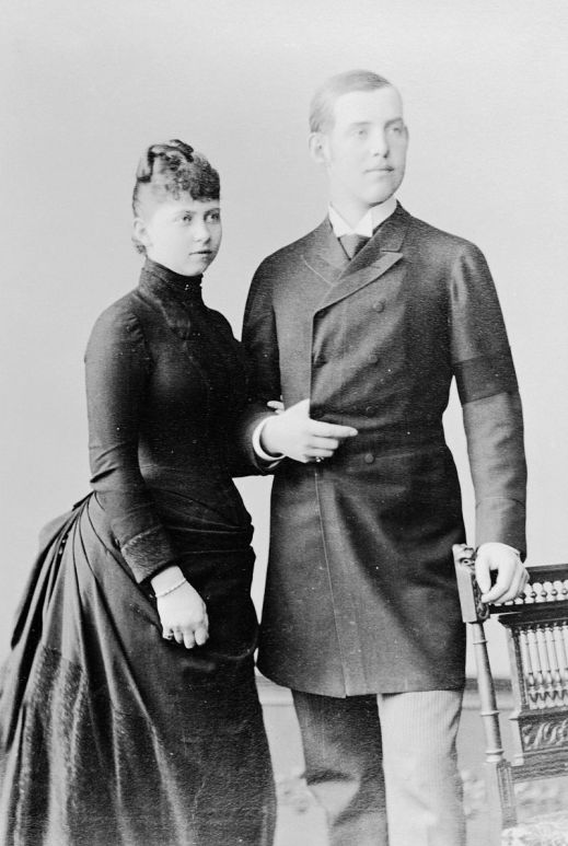 1888-09_Wilhelm_Höffert_Princess_Sophie_of_Prussia_and_Constantine,_Duke_of_Sparta.jpg