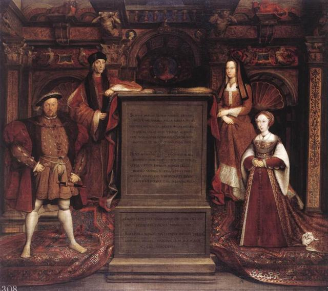 Remigius_van_Leemput_-_Henry_VII,_Elizabeth_of_York,_Henry_VIII,_and_Jane_Seymour_-_WGA12627