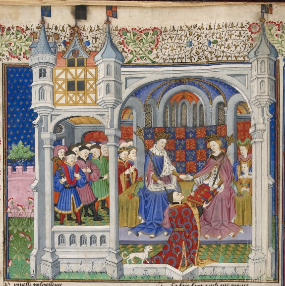 Presentation_scene_-_British_Library_Royal_MS_15_E_vi_f2v_(detail)