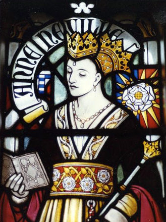 Anne_Neville_Stained_glass