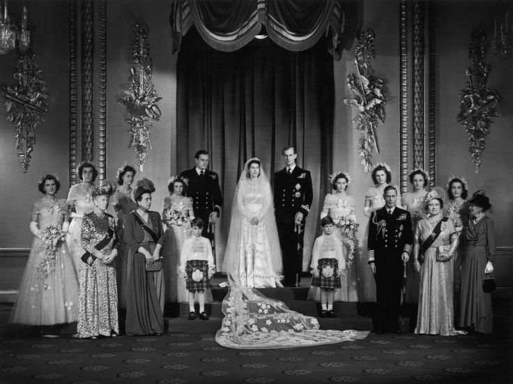 The Royal Wedding Of 1947 Rebecca Starr Brown