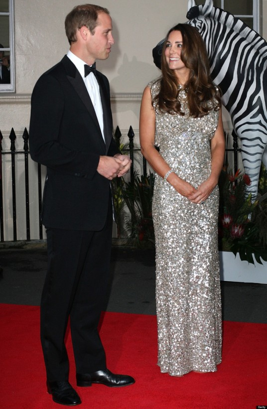 The Duke And Duchess Of Cambridge Attend The Tusk Conservation Awards