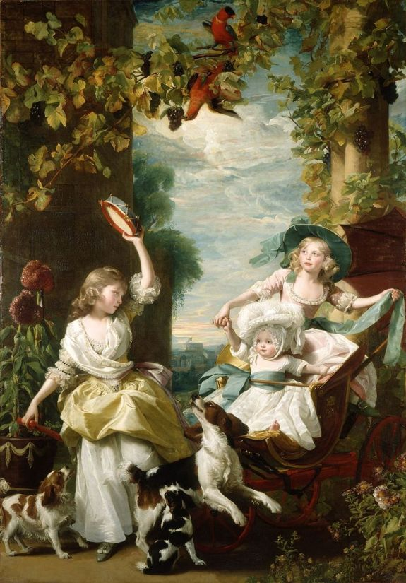 Daughters_of_King_George_III