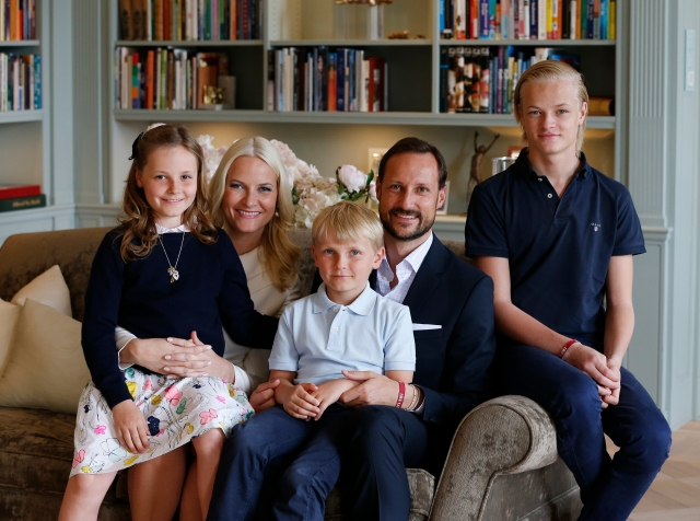 Let S Catch Up With The Norwegian Royal Family Rebecca Starr Brown