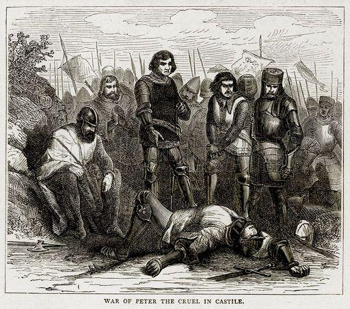 War of Peter the Cruel in Castile