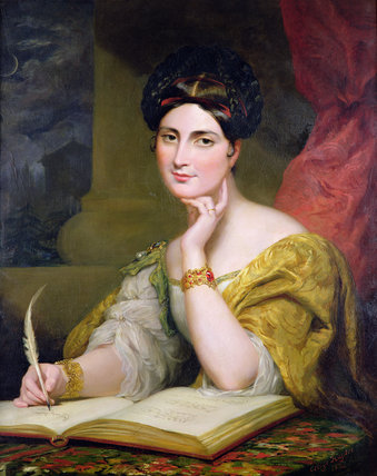 Caroline_Norton_(1808-77)_society_beauty_and_author_by_GH,_Chatsworth_Coll.