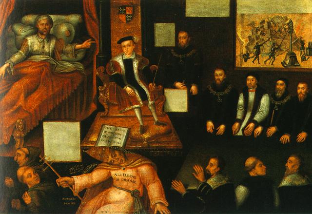 Henry VIII_Death