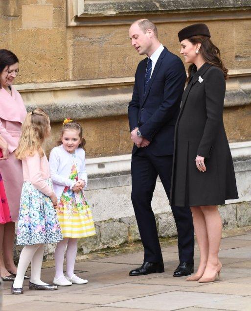 Kate-Middleton-Prince-William-Easter-Service-2018