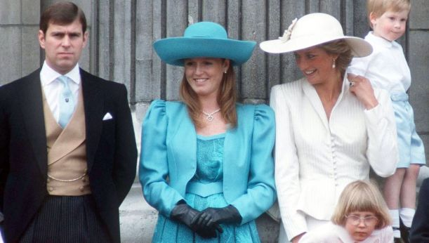 Fergie & Diana