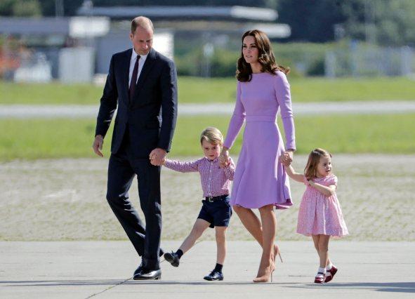 Duke and Duchess of Cambridge expect third child