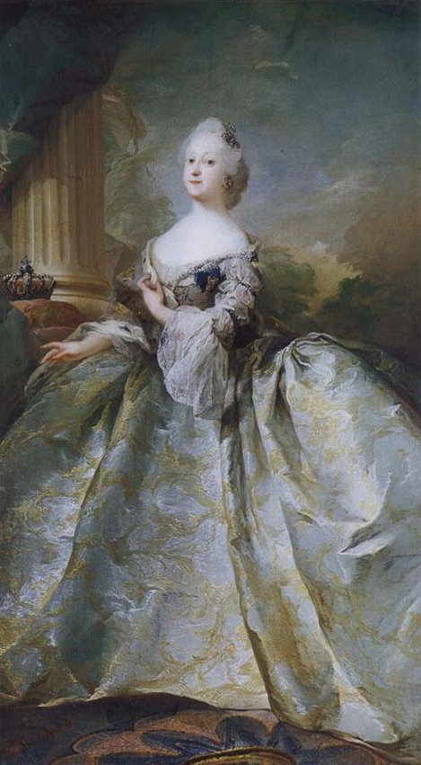 Louisa in 1751