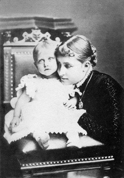 Charlotte and Feodora