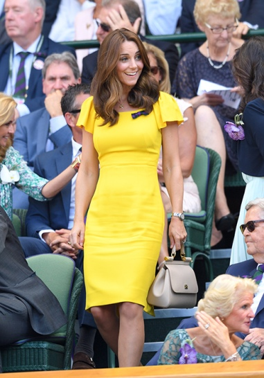 Yellow D&G Dress