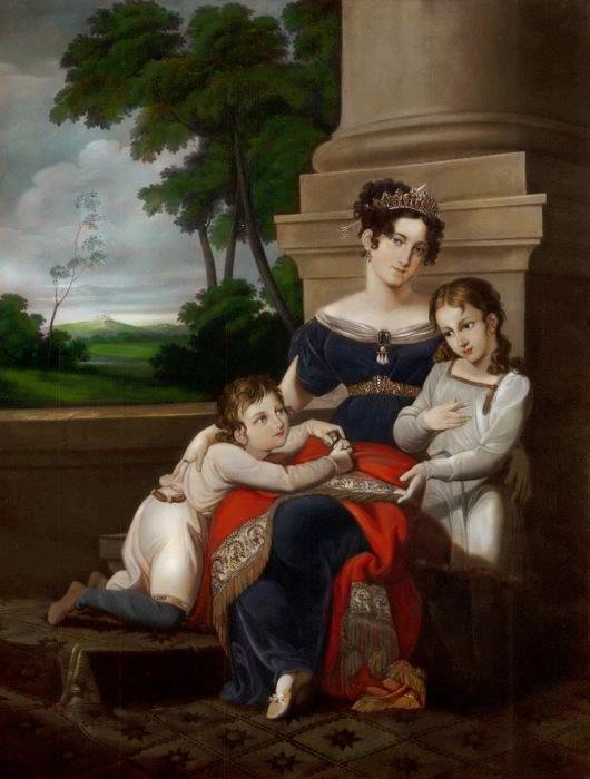 louise_of_saxe-gotha-altenburg,_duchess_of_saxe-coburg_and_gotha,_with_her_children